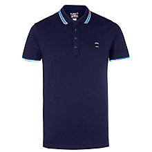 Buy Diesel T-Nox Tipped Polo Shirt, Navy Online at johnlewis.com