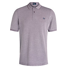 Buy Fred Perry Plain Polo Shirt Online at johnlewis.com