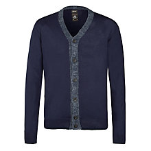 Buy Diesel K-Gopika Maglia Cardigan, Navy Online at johnlewis.com