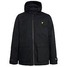Buy Lyle & Scott Micro Fleece Lined Jacket Online at johnlewis.com