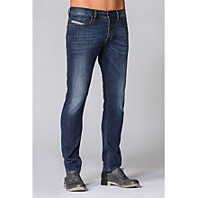 Buy Diesel Tepphar 814W Slim Fit Jeans, Mid-Wash Online at johnlewis.com