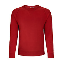Buy Carharrt Chase Crew Neck Jumper Online at johnlewis.com