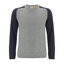 Buy Carhartt Thomps Jumper, Dark Grey Heather Online at johnlewis.com