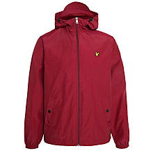 Buy Lyle & Scott Hooded Jacket Online at johnlewis.com