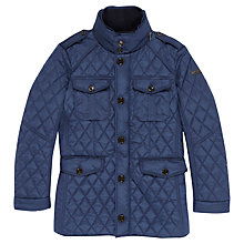 Buy Hackett London Holborn Quilted Jacket Online at johnlewis.com