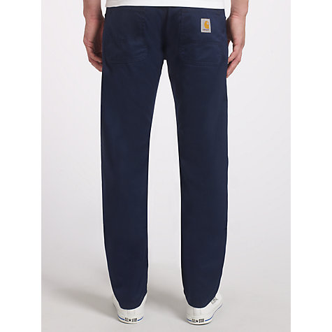 Buy Carhartt Skill Slim Fit Trousers Online at johnlewis.com