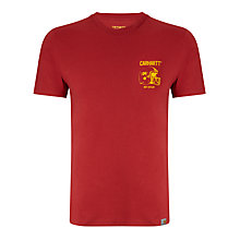 Buy Carhartt Rat Short Sleeve T-Shirt Online at johnlewis.com