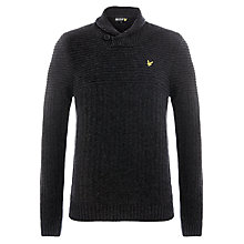 Buy Lyle & Scot Shawl Collar Jumper Online at johnlewis.com
