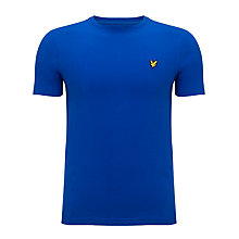 Buy Lyle & Scott Plain Cotton T-Shirt Online at johnlewis.com