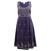 Buy East Chikkan Sash Dress, Atlantic Online at johnlewis.com