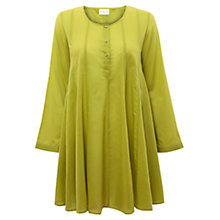 Buy East Panel Tunic, Kiwi Online at johnlewis.com