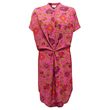 Buy East Nika Print Shirt Dress Online at johnlewis.com