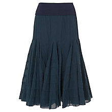 Buy Phase Eight Nikki Skirt, Navy Online at johnlewis.com