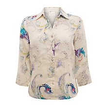 Buy East Dream Roma Shirt, Pearl Online at johnlewis.com