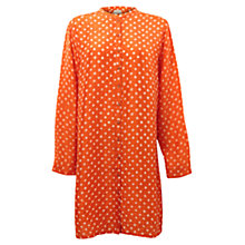 Buy East Bandhini Silk Tunic, Mandarin Online at johnlewis.com
