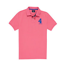 Buy Hackett London New Classic No. 1 Polo Shirt Online at johnlewis.com