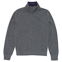 Buy Hackett London Full Zip Jumper Online at johnlewis.com