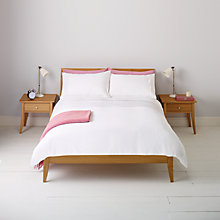 Buy John Lewis Alexis Duvet Cover and Pillowcase Set Online at johnlewis.com