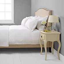 Buy John Lewis Langley Lace Border Bedding Online at johnlewis.com