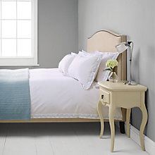 Buy John Lewis Maiya Embroidered Edge Bedding Online at johnlewis.com