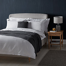 Buy John Lewis Croft Collection Baby Seersucker Bedding Online at johnlewis.com