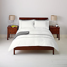 Buy John Lewis Asilah Embroidered Duvet Cover and Pillowcase Set Online at johnlewis.com