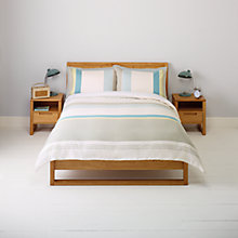 Buy John Lewis Skyler Striped Bedding Online at johnlewis.com