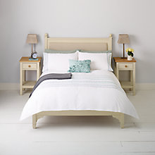 Buy John Lewis Anthea Duvet Covers and Pillowcases, Duck Egg Online at johnlewis.com