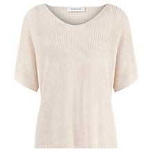 Buy Windsmoor Chunky Amaretti Jumper, Neutral Online at johnlewis.com