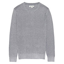 Buy Reiss 1971 Wigmore Crew Neck Jumper, Stone Online at johnlewis.com