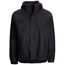 Buy Selected Homme Maddox Raincoat, Rubber Online at johnlewis.com