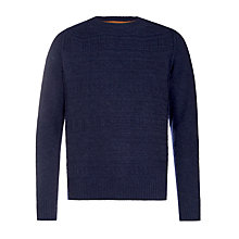 Buy Selected Homme Skagan Crew Neck Wool Blend Jumper Online at johnlewis.com