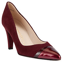 Buy Peter Kaiser Vapone Heeled Stiletto Leather Court Shoes Online at johnlewis.com