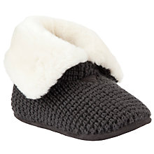 Buy John Lewis Posy Slipper Boots Online at johnlewis.com