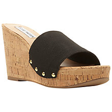 Buy Steven Madden Gibby Mule Sandals Online at johnlewis.com