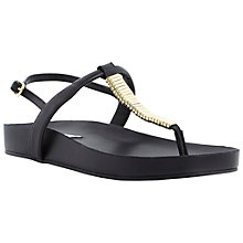 Buy Steve Madden Dorthee Metal Detail Sandals Online at johnlewis.com