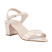 Buy John Lewis Catherine Block Heel Suede Sandals Online at johnlewis.com