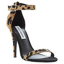 Buy Steve Madden Real Love Stiletto Sandals Online at johnlewis.com