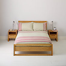 Buy John Lewis Taylor Stripe Bedding Online at johnlewis.com