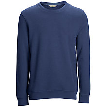 Buy Selected Homme Urban Crew Neck Sweatshirt Online at johnlewis.com