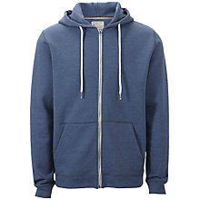 Buy Selected Homme Hank Zip Hooded Sweatshirt Online at johnlewis.com