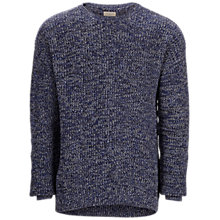 Buy Selected Homme Hype Crew Neck Jumper, India Ink Online at johnlewis.com