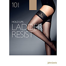 Buy John Lewis 10 Denier Sleek Hold-Ups, Pack Of 1 Online at johnlewis.com