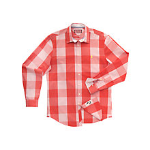 Buy Thomas Pink Surtees Check Long Sleeve Shirt Online at johnlewis.com