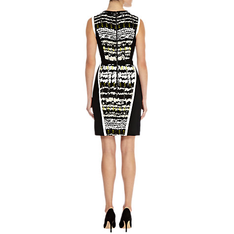 Buy Coast Adrianna Dress, Monochrome Online at johnlewis.com