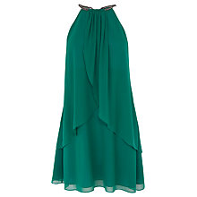 Buy Coast Marley Dress, Green Online at johnlewis.com