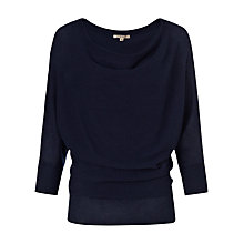 Buy Jigsaw Rice Stitch Batwing Jumper Online at johnlewis.com