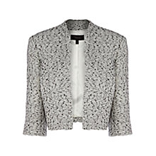 Buy Coast Babelle Jacket, Monochrome Online at johnlewis.com