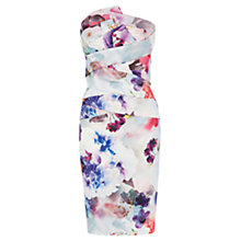 Buy Coast Breita Print Dress, Multi Online at johnlewis.com