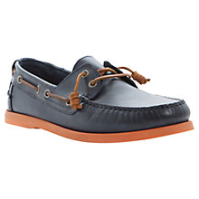 Buy Bertie Bassett Colour Sole Boat Shoes Online at johnlewis.com